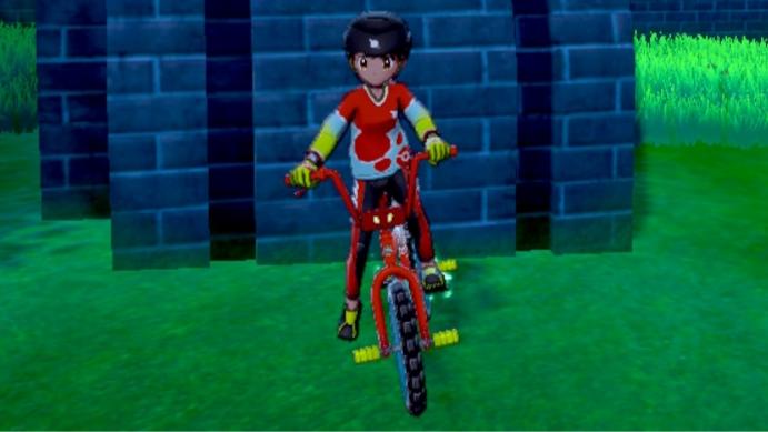 サイクリング 剣 スーツ 盾